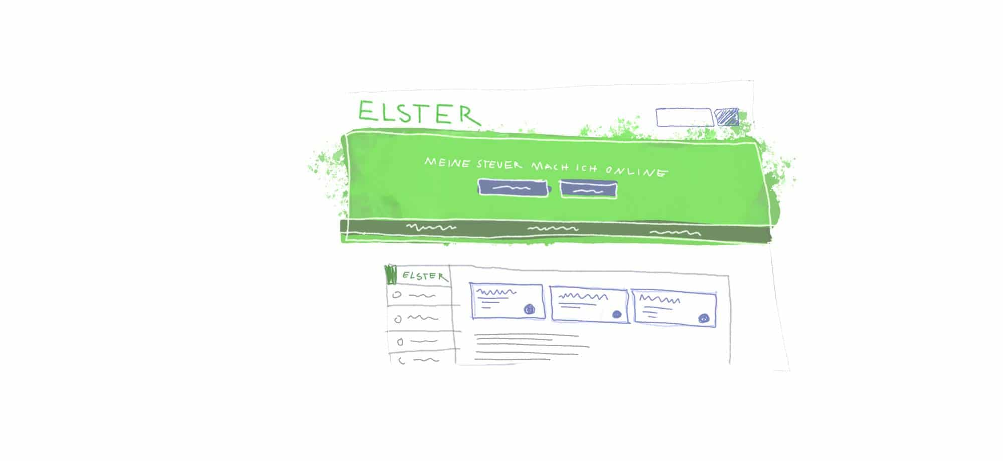 Elster.de relaunches ElsterOnline portal with new design and support for mobile devices