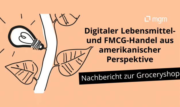 Digital food and FMCG retail from an American perspective